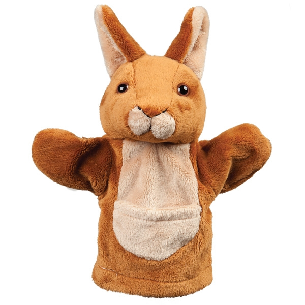 Minkplush Raylene Kangaroo Hand Puppet By Minkplush For