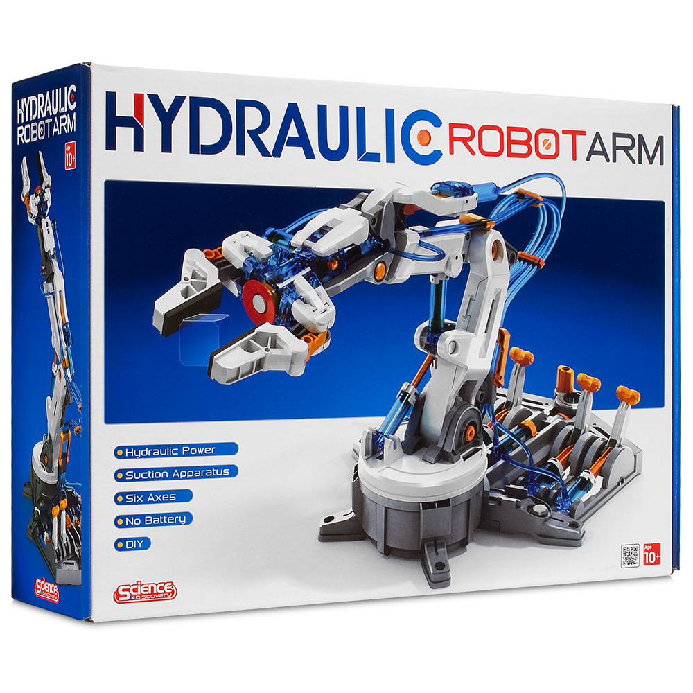 Hydraulic Robot Arm For 79 95 In Science Boys Wombats