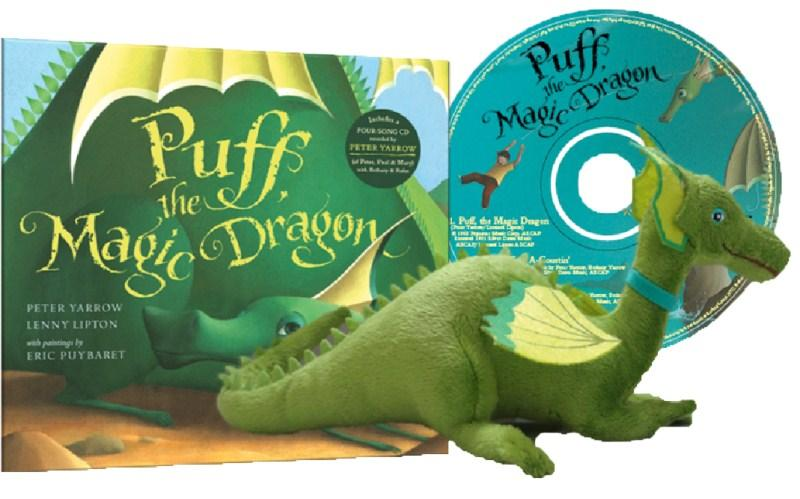 Puff Magic Dragon Boxed Set by Scholastic for $29.99 in Board Books ...