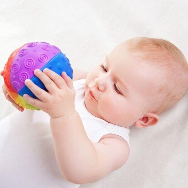 Caaocho Rainbow Sensory Ball